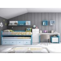 "Dormitorio ""For the kids and teen"""